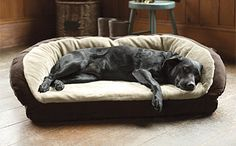 Give your companion the very best with our memory foam dog bed.