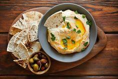 NYT Cooking: Zahav's Hummus 'Tehina'