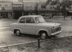 1958 Ford Anglia #1950s #vintage #cars