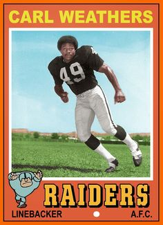 Old School Panini USA: NFL - Oakland Raiders