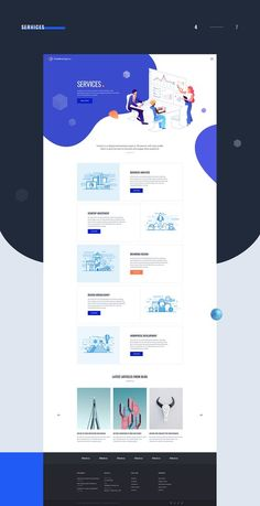 Mi creative agency - free sketch template on behance Web Design Websites, Web Ui Design, Web Design Trends, Email Design, Flat Design, Website Design Layout, Web Layout, Layout Design, Footer Web
