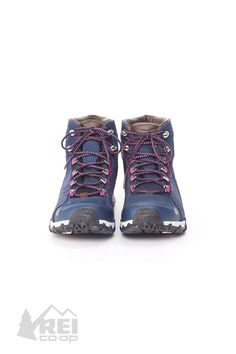 681a976ed307 Women s Oboz Sapphire Mid BDry Hiking Boots Tackle any trail in the  waterproof  breathable comfort