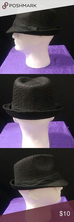 e05bb96a5645e Bl Brand BRUNO CAPELO Model  Russell 12F01 Black Material 100% polyester  Brim 1 3 4
