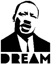 "Martin Luther King, Jr. ""Dream"" - Crochet Graphghan Pattern (Chart/Graph AND Row-by-Row Written Instructions) - 02"