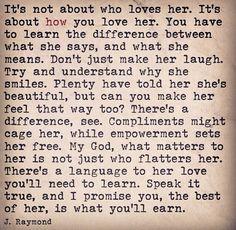 .beautiful words ....