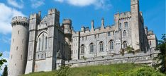 A Family Day Out At Arundel Castle and Gardens, West Sussex
