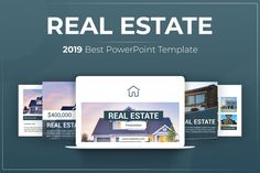 Real Estate PowerPoint Template is a stylish PowerPoint template, Clean and creative layout gives you many possibilities of creativity. This template is covering different topics perfectly (product, minimalism, business, travel, blogger, design,