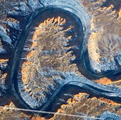 The alphabet from space – in pictures