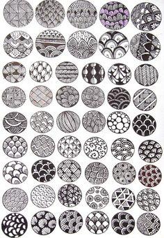 Line Art Drawings Doodles Ideas Zentangle Patterns Trendy Ideas Dibujos Zentangle Art, Zentangle Drawings, Doodles Zentangles, Art Drawings, Drawing Art, How To Zentangle, Zentangle Art Ideas, Easy Cat Drawing, Zentangle Animal