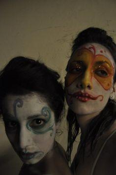 maquillaje: Ivanna Reynoso http://www.flickr.com/photos/inaee/
