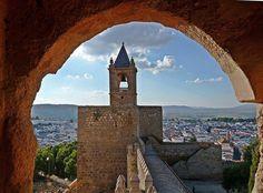 Alcazaba (Antequera, Málaga), by @manolo_baron Cities, Andalusia, Barcelona Cathedral, Spanish, History, Building, Travel, Windows, Seville