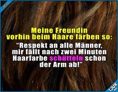 Respekt an alle Männer! ^^' #Humor #schütteln #ÜbungmachtdenMeister #lustig #lustigeSprüche #Memes