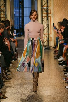 Emilio Pucci Fall 2018 Ready to Wear