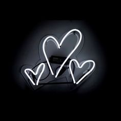Oliver Gal \'Hearts\' Neon Sign | Overstock.com Shopping - The Best Deals on Unique Material