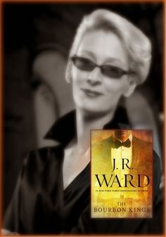 """Once Upon a Twilight!: J.R. Ward Let's Her Fans Know """"Why I'm Afraid of t..."""