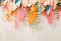 Mode-Mariage: des tenues colorées habillées et décontractées-visuel un beau jour via pinterest