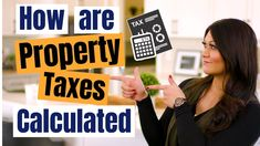 In this episode, we discuss how property taxes are calculated and its' impact when buying a home. 💬 Check out our rent vs own calculator to see if buying a h. Home Buying Process, Get Educated, Property Tax, First Time Home Buyers, Calculator, Make It Yourself, School, Stuff To Buy