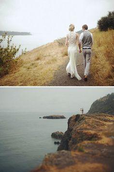 Meadow and Field Ceremonies   Intimate Weddings - Small Wedding Blog - DIY Wedding Ideas for Small and Intimate Weddings - Real Small Weddings