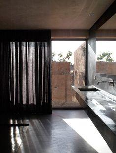 Studio KO - Villa K - Marrakech - ©Dan Glaser > Bathroom