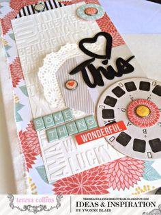 TERESA COLLINS DESIGN TEAM: Heart This Mini by Yvonne Blair