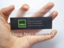 printing pvc transparent card 3.375*2.125*15MIL business card with customize logo(Hong Kong)