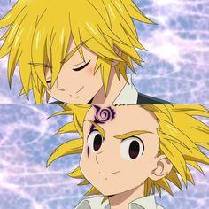 Meliodas Seven Deadly Sins Anime, 7 Deadly Sins, Seven Deady Sins, Zeref, Madara Uchiha, Manga Boy, No Name, Otaku, Kawaii
