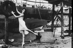 Ballet | Black and White | Bailarina Projétil by Taís Alves #ballerinaproject #ballet #dance