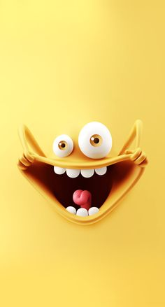 Find Happy Funny Emoticon Character Face Expression stock images in HD and millions of other royalty-free stock photos, illustrations and vectors in the Shutterstock collection. Crazy Wallpaper, Smile Wallpaper, Cute Wallpaper For Phone, Cute Wallpaper Backgrounds, Funny Wallpapers, Emoji Wallpaper Iphone, Cartoon Wallpaper Hd, Cellphone Wallpaper, Galaxy Wallpaper