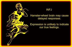 expression is unlikely to indicate our true feelings. Infj Mbti, Intj And Infj, Infj Type, Enfj, Personality Profile, Infj Personality, Thing 1, Myers Briggs Infj, Introvert Problems