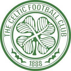 Celtic FC soccer team logo listed in soccer teams decals. Ronaldo Real Madrid, Real Madrid Football, Football Team, Football Stuff, Fc Barcelona Cake, Barcelona Messi, Celtic Team, Celtic Fc, Celtic Club