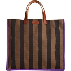 Fendi Shopping Tote