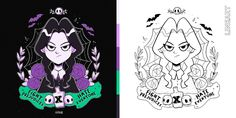 Chibi projects | Photos, videos, logos, illustrations and branding on Behance
