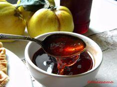 Peltea de gutui Chocolate Fondue, Gem, Desserts, Food, Canning, Syrup, Tailgate Desserts, Deserts, Eten