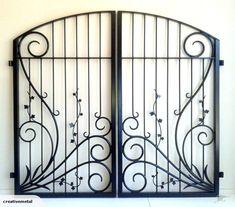 Wrought Iron Gates , Balustrades , Furniture & Art | Trade Me