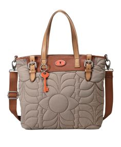 FOSSIL® : Key-Per Tote - one of four purchases i made at their York store yesterday. Fossil Handbags, Fossil Bags, Fossil Purses, Louis Vuitton Handbags, Purses And Handbags, Fashion Handbags, Fashion Bags, Leather Purses, Leather Handbags