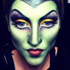 Halloween Makeup Ideas | Beauty High best maleficent I have seen yet!
