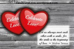 It's another splendid day to Celebrate Love! ~ Click photo for FREE Relationship Tip!