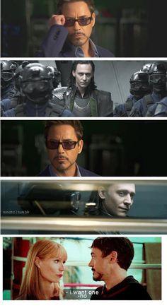 The best description of the avengers fandom I've seen yet