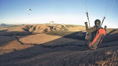 They're here for a common purpose, a fascination that they all share. There are only a few hundred of them in the country. They are here to paraglide. Paper Plane, Storytelling, Purpose, Fair Grounds, Magazine, Adventure, Country, Travel, Viajes