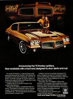 1972 Pontiac LeMans 2-Door Hardtop