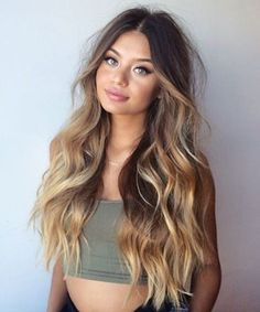 Wavy Hairstyles Long Wavy Hairstyles Ideas …  Hair Sty…