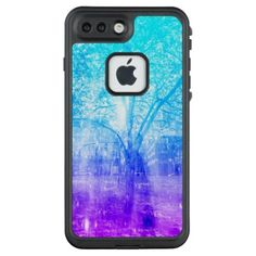 Vernal Tree LifeProof FRĒ iPhone 7 Plus Case - spring gifts beautiful diy spring time new year