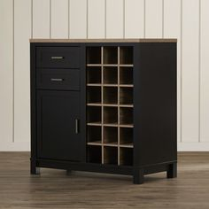 Breakwater Bay Belltown Bar Cabinet & Reviews | Wayfair