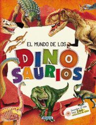 EL MUNDO DE LOS DINOSAURIOS Libro infantíl 11.95 €