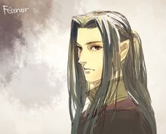 Feanor in a pensive mood...
