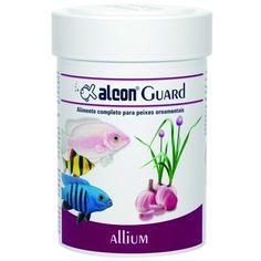 Alimento para Peixes Ornamentais Ração Alcon Guard Allium - Meuamigopet.com.br #peixe #fish #sea #mar #ocean #oceano #meamigopet