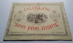 1916 'Dublin And The Sinn Fein Rising'-Irish War News No.1-Volunteers GPO Pearse in Books, Comics & Magazines, Antiquarian & Collectable | eBay