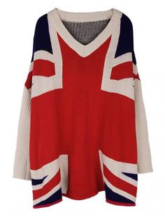 British Sweater