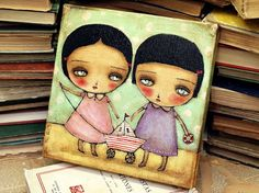 Danita Art: Summer time by the lovely danita