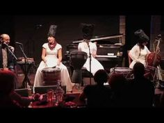DakhaBrakha - Baby - Live in Minneapolis, 2014 - YouTube